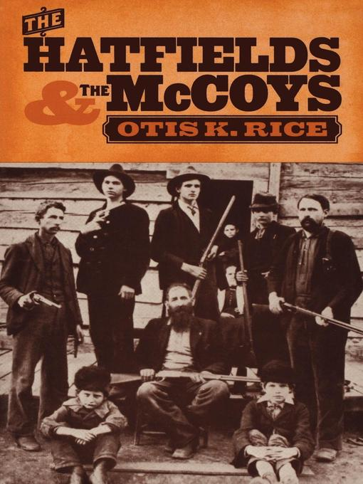 Cover of The Hatfields and the McCoys