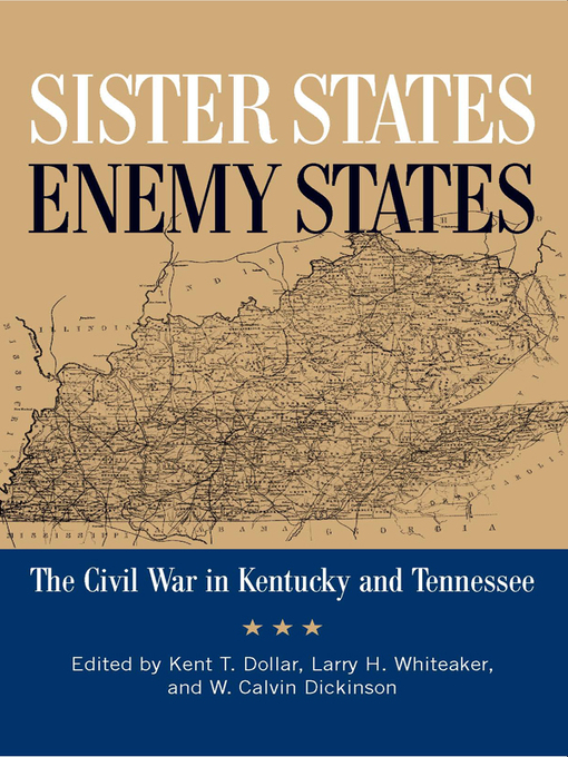 Title details for Sister States, Enemy States by Kent Dollar - Wait list
