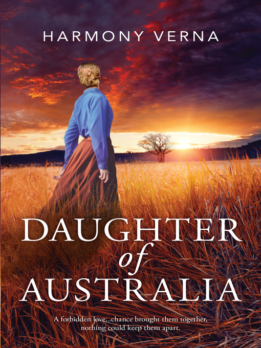 Title details for Daughter of Australia by Harmony Verna - Wait list