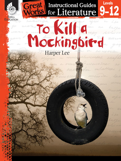 Title details for To Kill a Mockingbird: Instructional Guides for Literature by Harper Lee - Wait list
