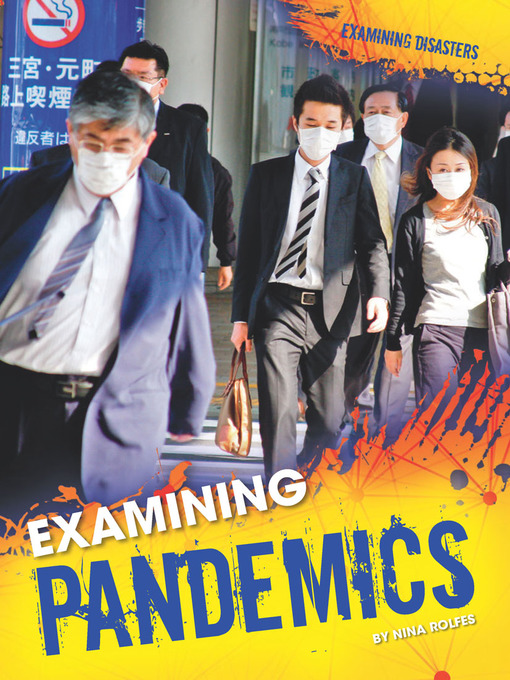Title details for Examining Pandemics by Nina Rolfes - Available