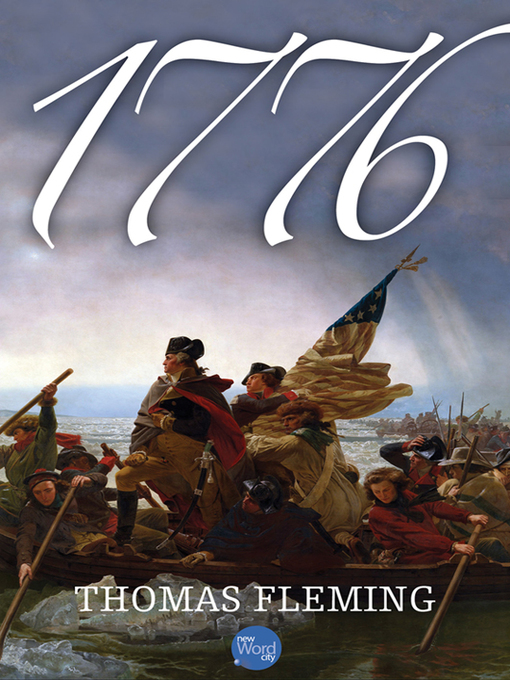 Title details for 1776 by Thomas Fleming - Available