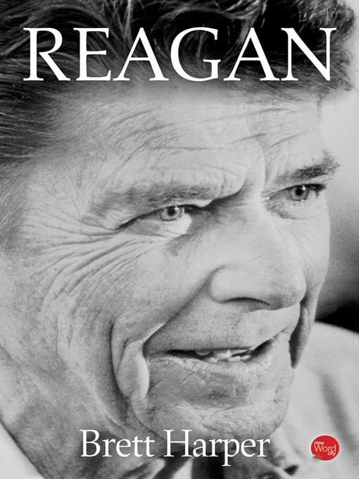 Title details for Reagan by Brett Harper - Wait list