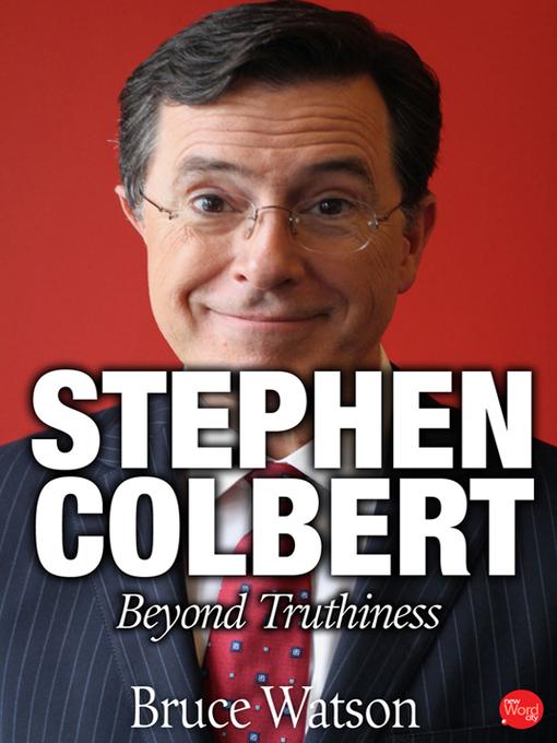 Colbert report children's books