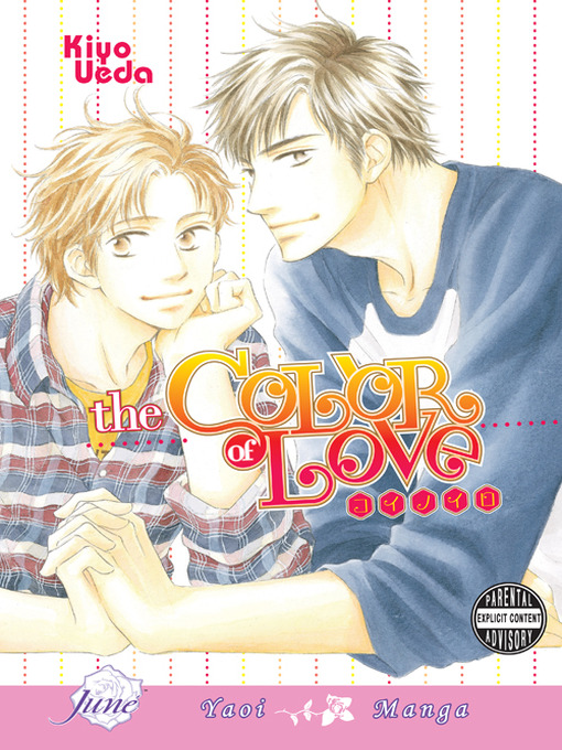 Title details for The Color of Love by Kiyo Ueda - Available