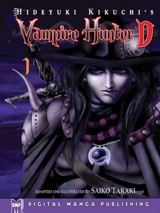 Title details for Vampire Hunter D, Volume 1 by Hideyuki Kikuchi - Available