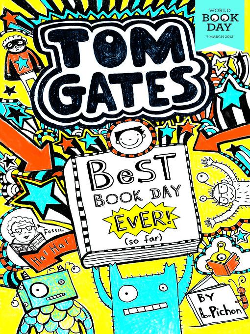 Title details for Best Book Day Ever! (so far) by Liz Pichon - Wait list