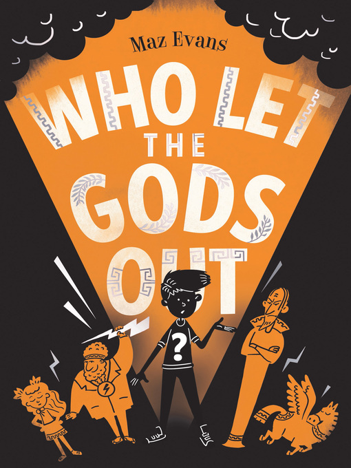 Cover of Who Let the Gods Out?