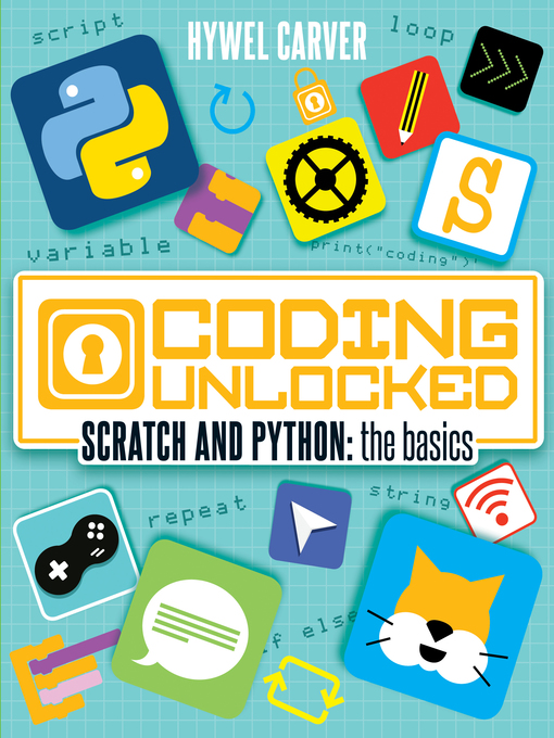 Title details for Scratch and Python by Hywel Carver - Wait list