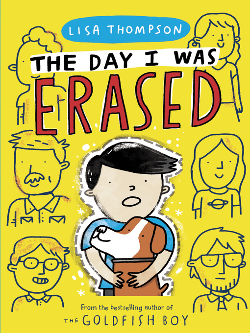 Title details for The Day I Was Erased by Lisa Thompson - Available