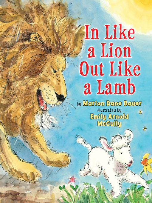 Cover image for In Like a Lion, Out Like a Lamb