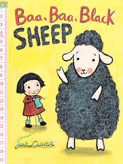 Title details for Baa, Baa, Black Sheep by Jane Cabrera - Available