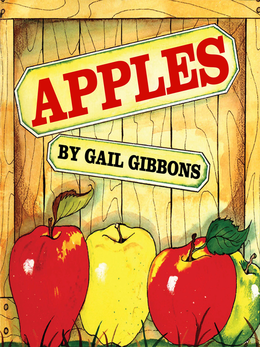 Title details for Apples by Gail Gibbons - Wait list