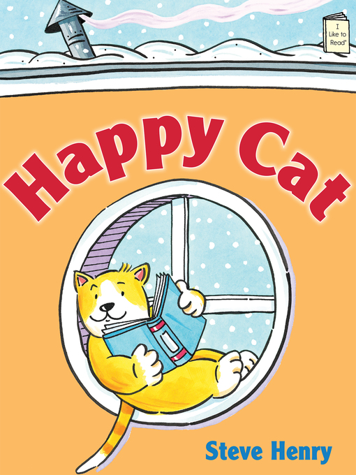 Title details for Happy Cat by Steve Henry - Available