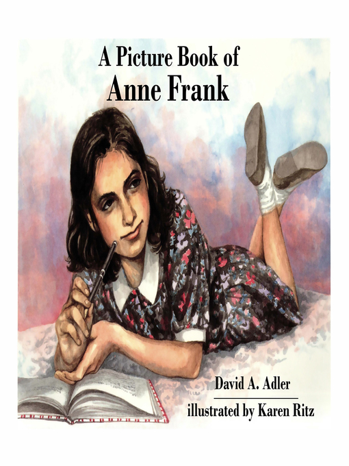 Cover of A Picture Book of Anne Frank
