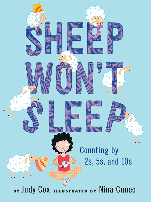 Title details for Sheep Won't Sleep by Judy Cox - Available