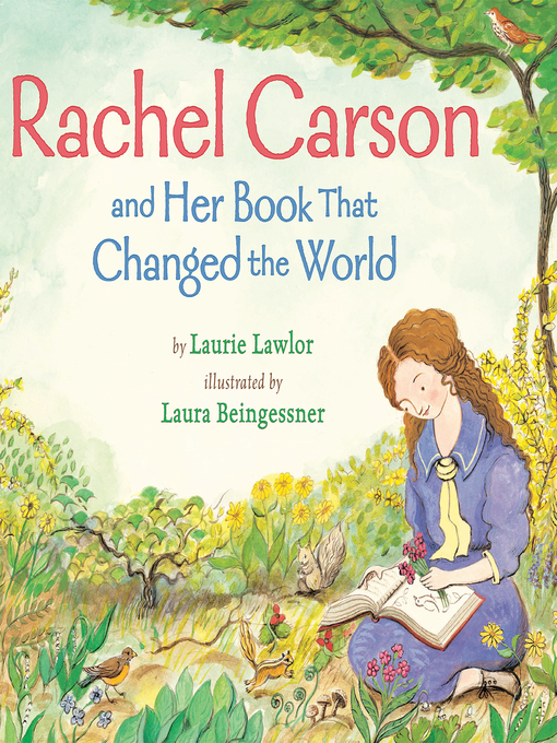 Cover of Rachel Carson and Her Book That Changed the World