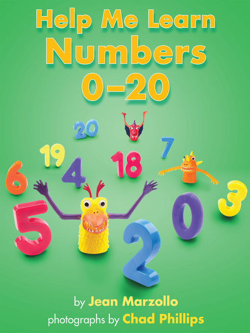 Title details for Help Me Learn Numbers 0-20 by Jean Marzollo - Available