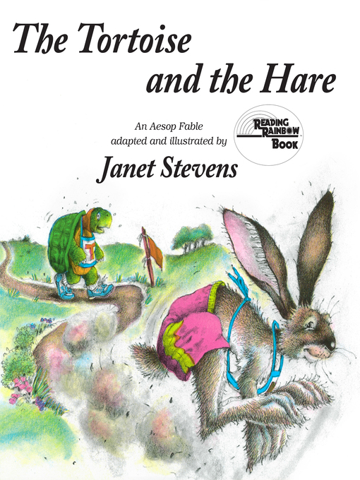 Title details for The Tortoise and the Hare by Janet Stevens - Wait list