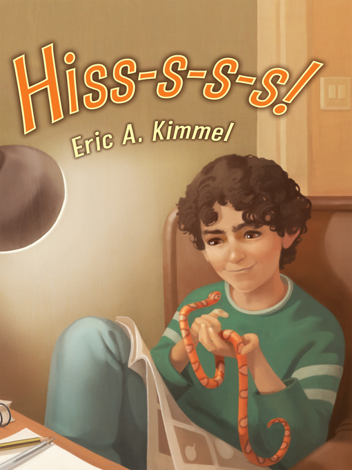 Cover of Hiss-s-s-s!