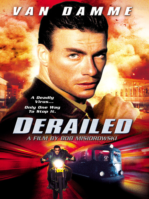 Cover of Derailed