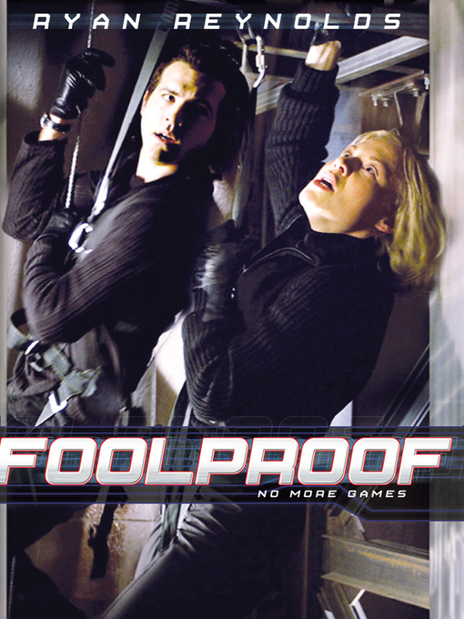Title details for Foolproof by Ryan Reynolds - Available