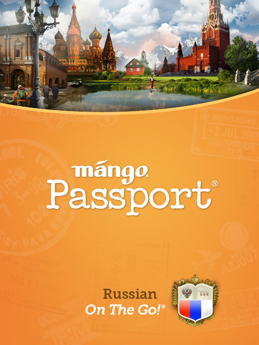Title details for Russian On The Go by Mango Languages - Available