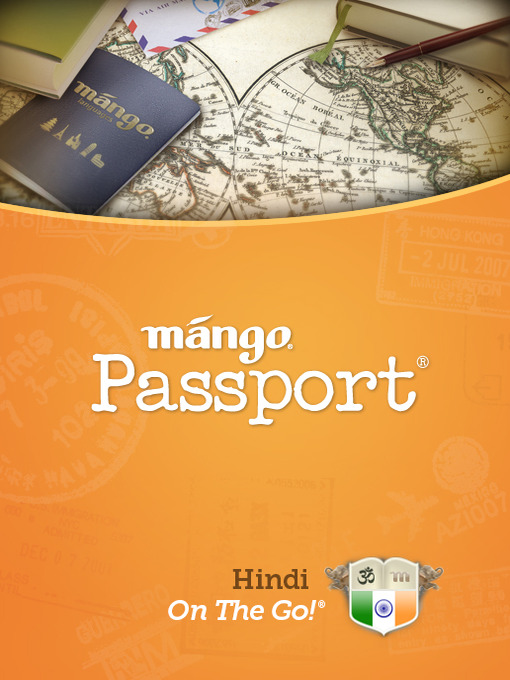 Title details for Hindi On The Go by Mango Languages - Wait list