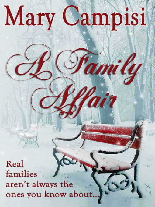Title details for A Family Affair by Mary Campisi - Wait list
