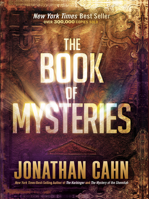 Title details for The Book of Mysteries by Jonathan Cahn - Wait list