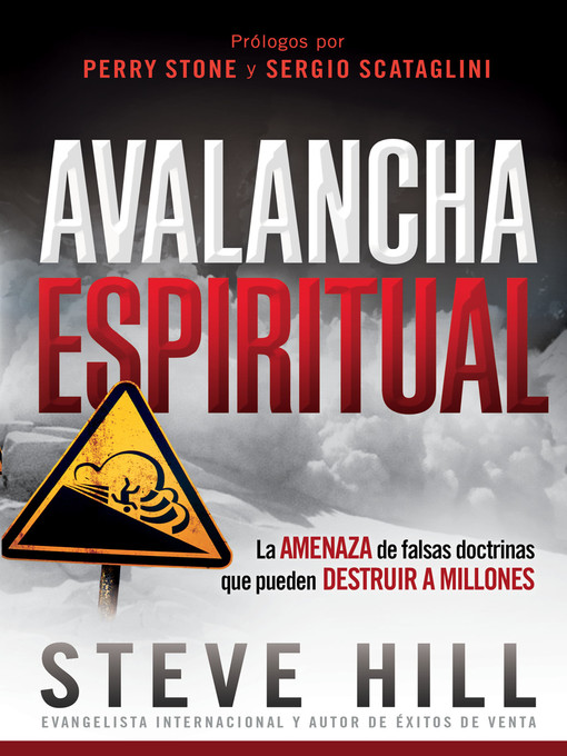 Title details for Avalancha espiritual by Steve Hill - Available
