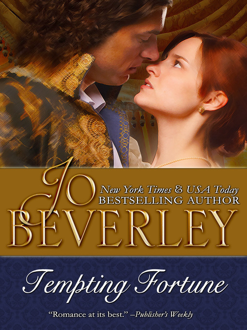 Title details for Tempting Fortune by Jo Beverley - Wait list