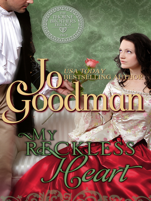 Title details for My Reckless Heart by Jo Goodman - Available