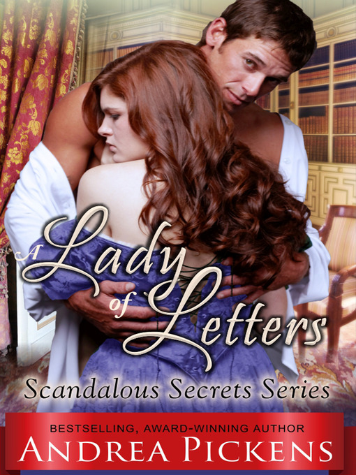 Title details for A Lady of Letters by Andrea Pickens - Available