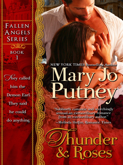 Title details for Thunder and Roses by Mary Jo Putney - Wait list