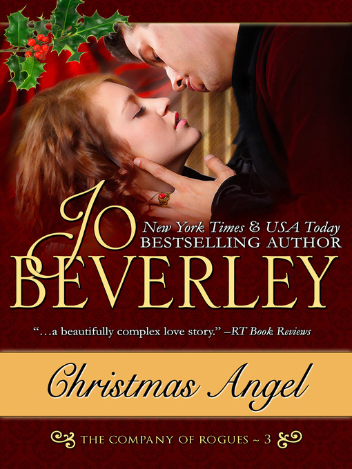 Title details for Christmas Angel (The Company of Rogues Series, Book 3) by Jo Beverley - Wait list