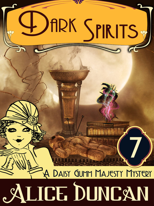 Title details for Dark Spirits by Alice Duncan - Wait list