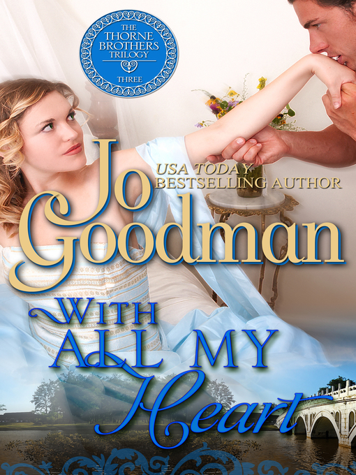 Title details for With All My Heart by Jo Goodman - Wait list