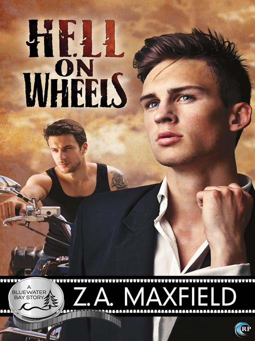 Cover of Hell on Wheels