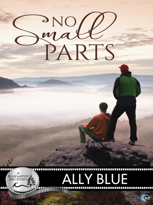 Cover of No Small Parts