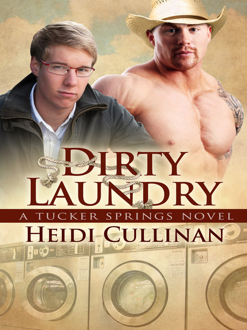 Cover of Dirty Laundry
