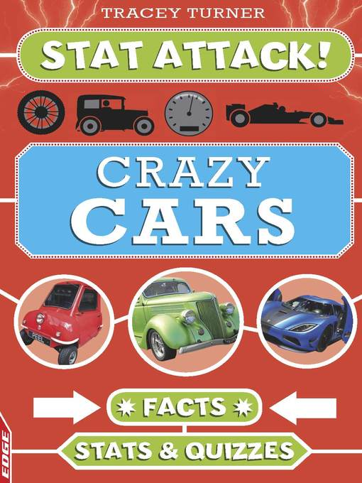 Title details for Crazy Cars by Tracey Turner - Available
