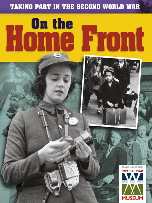 Cover image for On the Home Front