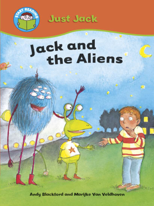 Title details for Jack and the Aliens by Andy Blackford - Available