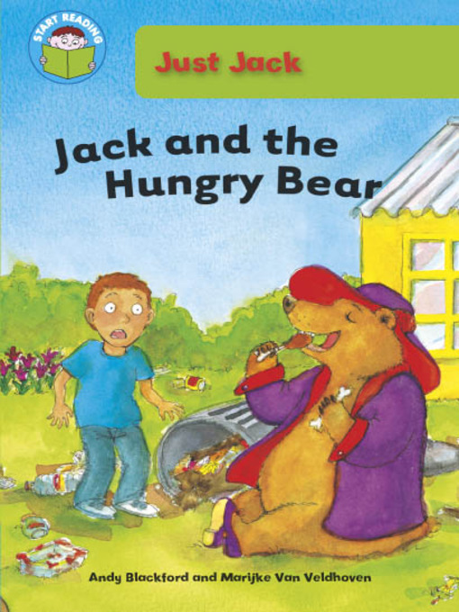 Title details for Jack and the Hungry Bear by Andy Blackford - Available