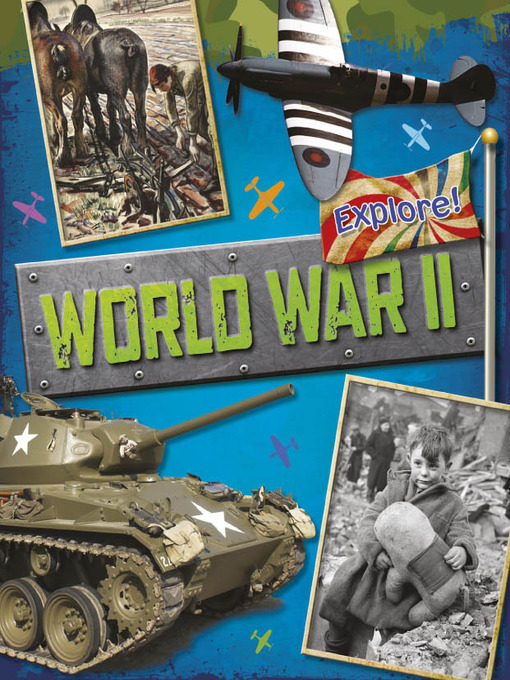 an overview of world war two