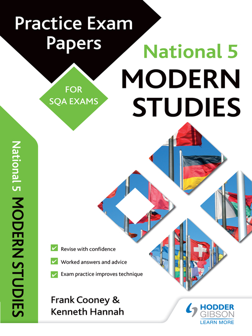Title details for National 5 Modern Studies by Frank Cooney - Available