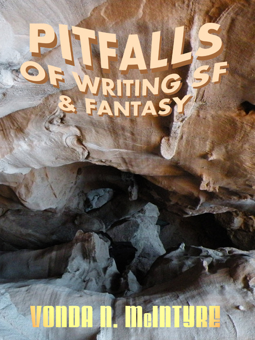 Cover image for Pitfalls of Writing Science Fiction & Fantasy