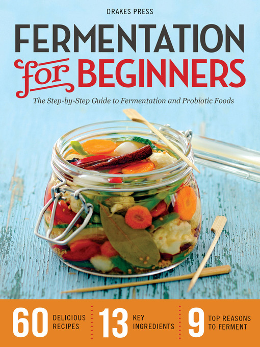Title details for Fermentation for Beginners by Drakes Press - Wait list