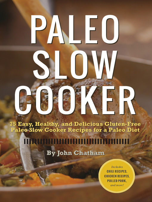 Cover image for Paleo Slow Cooker